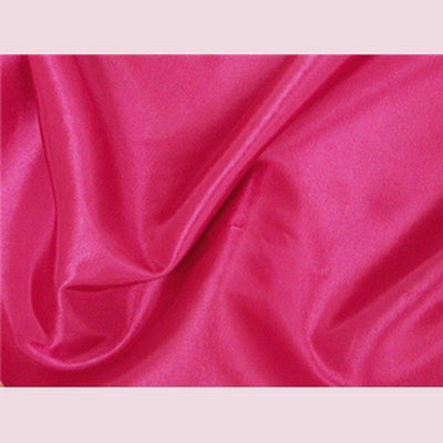 Two Tone Dress Taffeta Fuchsia