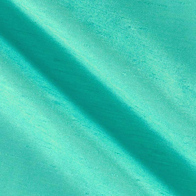 Shantung Satin TIFFANY BLUE STS-40