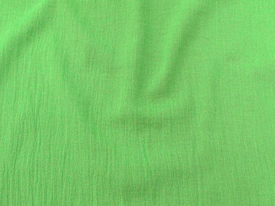 Gauze 100% Cotton LIME