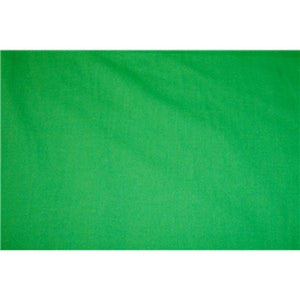 Poly/Cotton Broad Cloth Solids GREEN