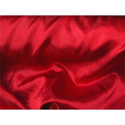 Charmeuse Silky Satin 58 Inch Width RED