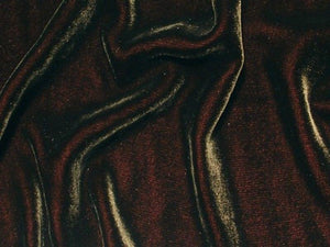 "Plush Silk Velvet 54"" Wide ESPRESSO"