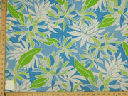 TURQUOISE FLORAL HP-50