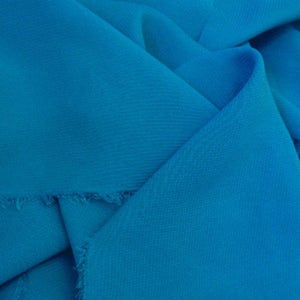 Chiffon 60 Inch Wide Turquoise CH-24