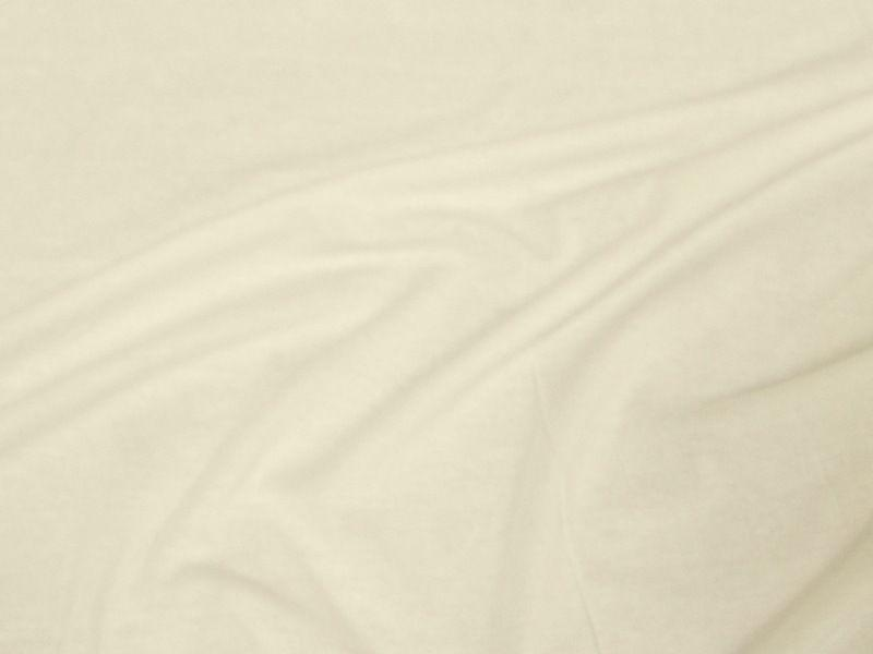 10 Ounce Cotton Jersey Spandex Knit IVORY