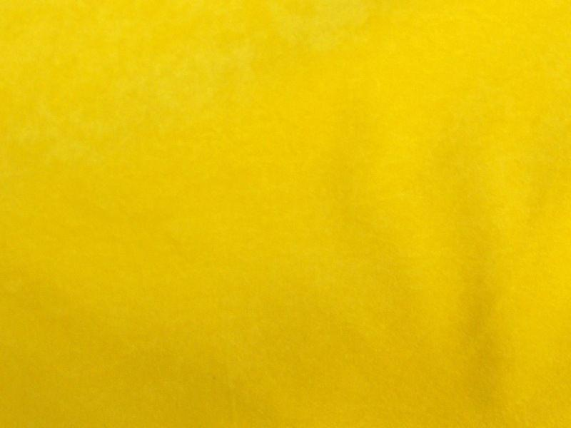Alova Suede Cloth Yellow