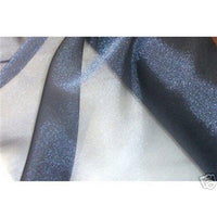 Crystal Organza Navy Blue