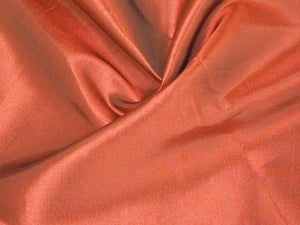 Two Tone Dress Taffeta Old Rose