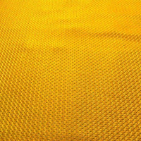 Small Jersey Mesh Yellow