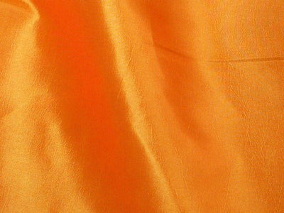 Two Tone Dress Taffeta Sun Orange