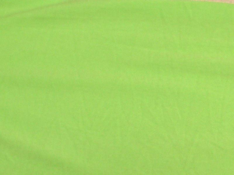7 Ounce Cotton Jersey Spandex Knit LIME