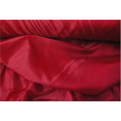Poly Taffeta Lining RED
