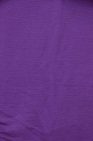 Gauze 100% Cotton PURPLE