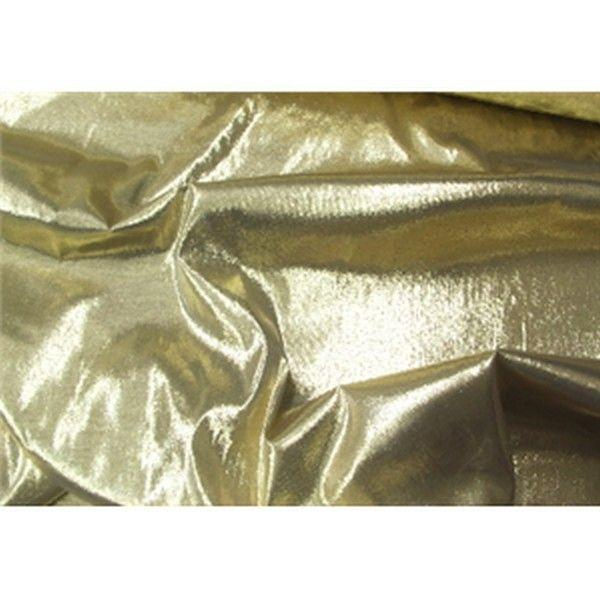 Tissue Lame Gold