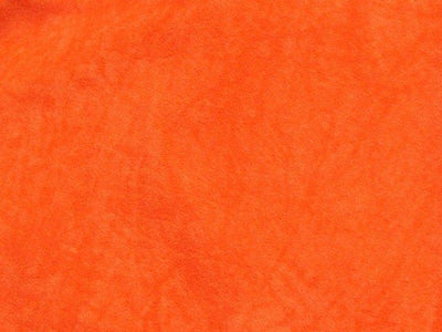 Alova Suede Cloth Orange