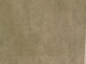 Upholstery Plush Velvet BROWN SUGAR