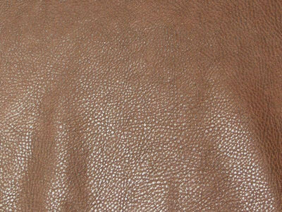Upholstery Faux Leather Brown