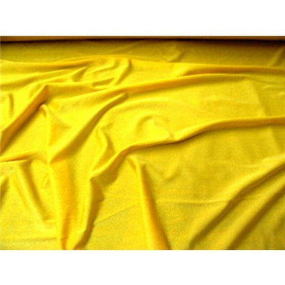 Dull Swimsuit Spandex (Matte Finish) YELLOW