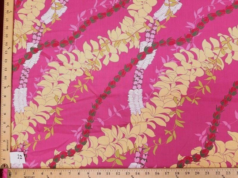 HOT PINK FLORAL HP-22