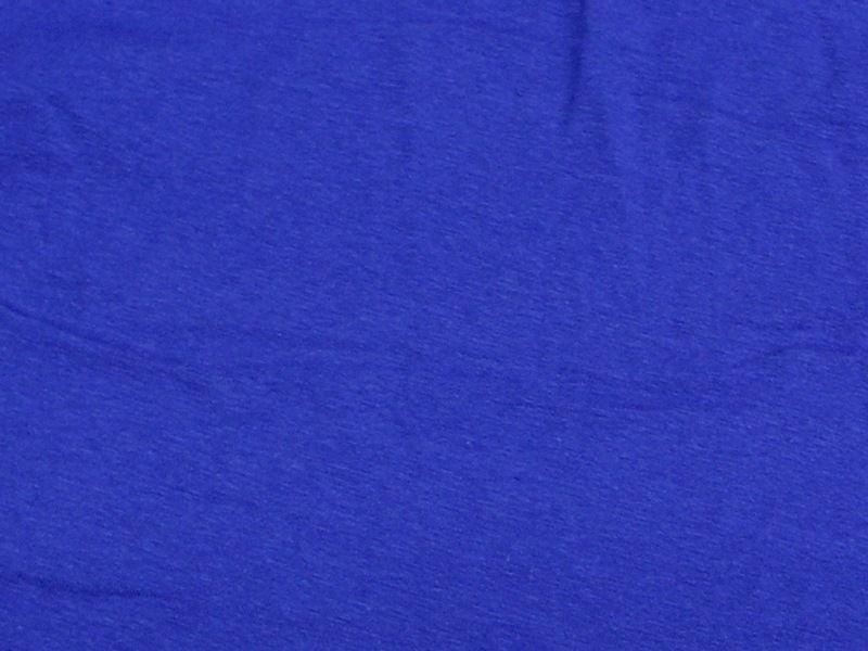 7 Ounce Cotton Jersey Spandex Knit ROYAL BLUE