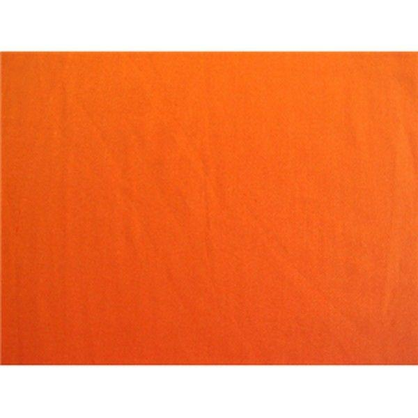 Poly/Cotton Broad Cloth Solids ORANGE