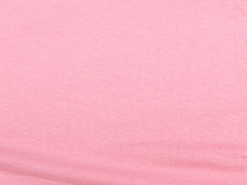 7 Ounce Cotton Jersey Spandex Knit PINK