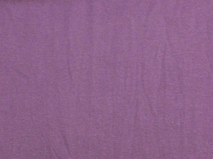 7 Ounce Cotton Jersey Spandex Knit LILAC