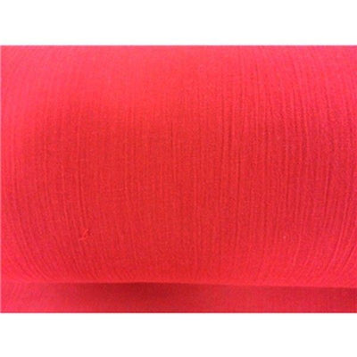 Gauze 100% Cotton RED