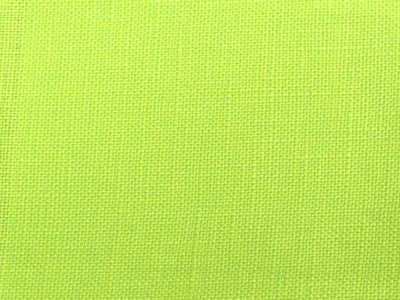 Stone Washed Linen LIME L-36