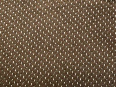 Jersey Mesh Large Brown
