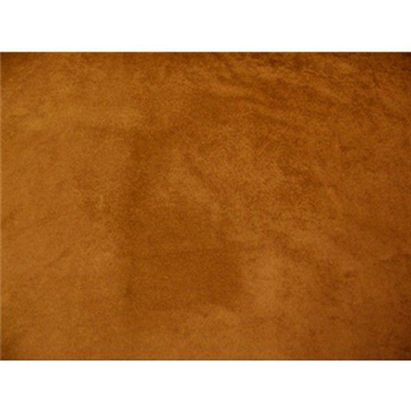 Upholstery Micro Suede CHESTNUT BROWN