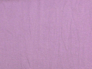 10 Ounce Cotton Jersey Spandex Knit LILAC