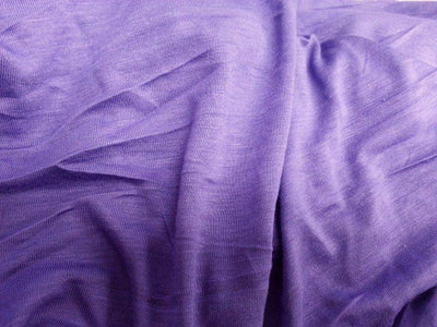 Rayon Jersey Knit PURPLE