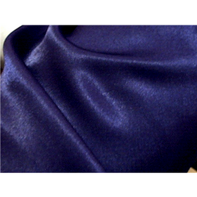 Crepe Back Satin Navy Blue