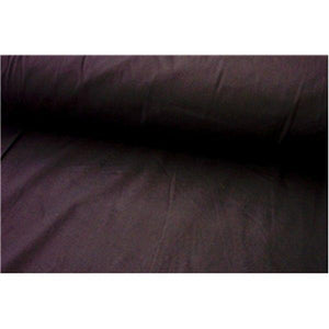 Poly/Cotton Broad Cloth Solids BLACK