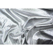 Tissue Lame Silver
