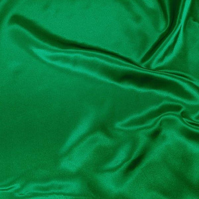 Bridal Satin FLAG GREEN