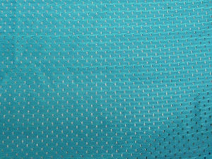 Jersey Mesh Large Turquoise