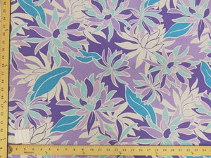 PURPLE FLORAL HP-111