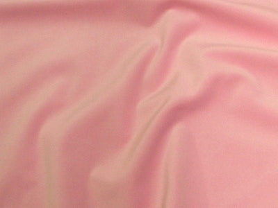 100% Cotton Med/Light Weight Velvet PINK
