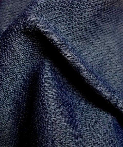 Sports/Dimple Mesh Navy Blue