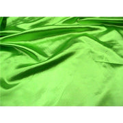 Bridal Satin LIME GREEN