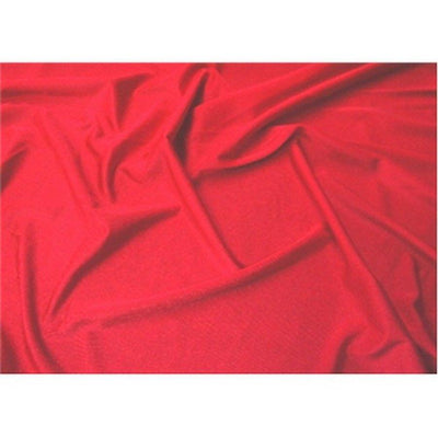 Dull Swimsuit Spandex (Matte Finish) RED