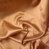 Stretch Charmeuse Satin Khaki