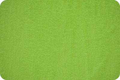 Terry Loop Cloth DARK LIME
