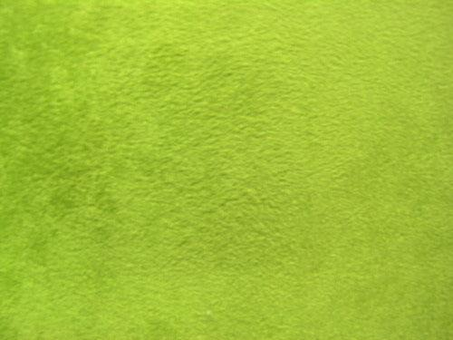 Upholstery Micro Suede LIME GREEN