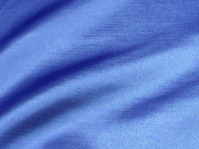 Shantung Satin ROYAL BLUE STS-35