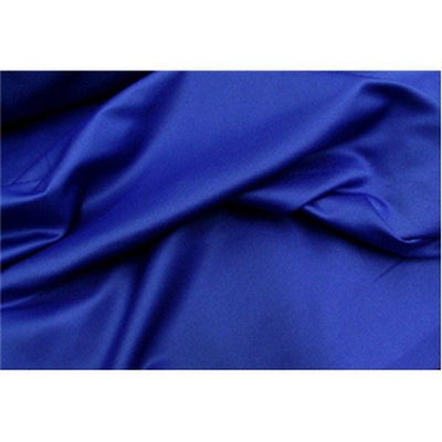 Dull Bridal Satin/Lamour Satin (peau di soie) ROYAL BLUE