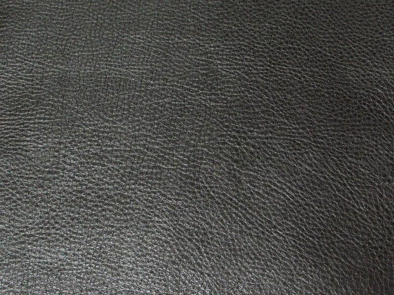 Upholstery Faux Leather Black