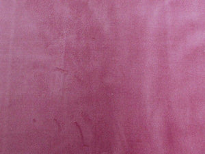 100% Cotton Med Weight Velvet DUSTY ROSE